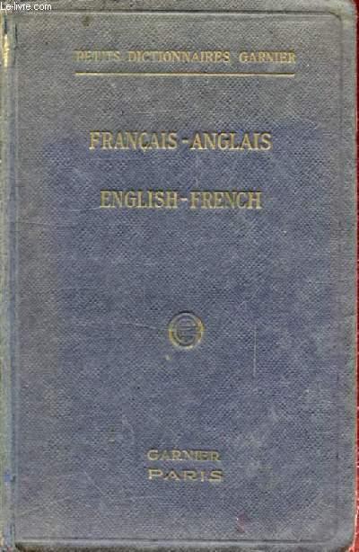 PETIT DICTIONNAIRE FRANCAIS-ANGLAIS, ANGLAIS-FRANCAIS