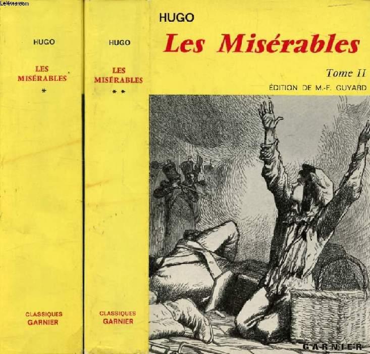 LES MISERABLES, 2 TOMES