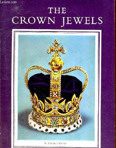 THE CROWN JEWELS IN THE WAKEFIELD TOWER OF THE TOWER OF LONDON