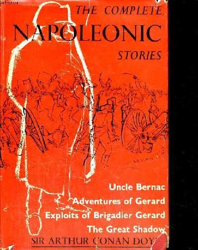 THE COMPLETE NAPOLEONIC STORIES