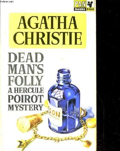 DEAD MAN'S FOLLY A HERCULE POIROT MYSTERY