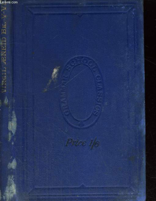 AENEID, BOOKS V. AND VI.