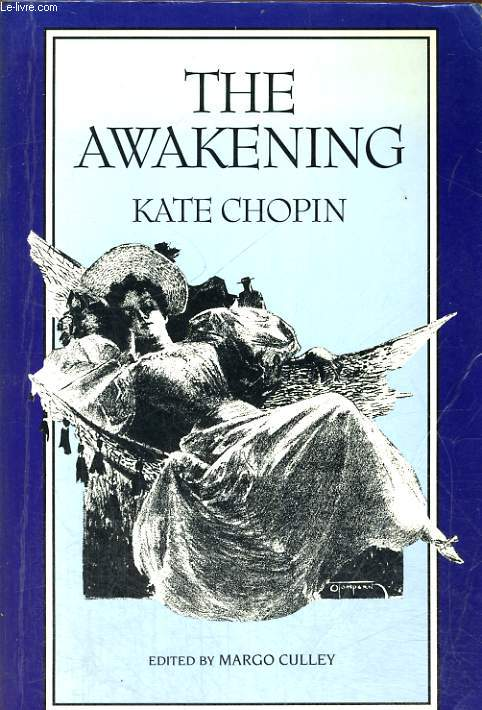 "a comparison of the creole men and edna in kate chopins novel the awakening Detailed information on kate chopin's the awakening several of the characters in the awakening speak french, spanish, creole the novel ""edna sheds more."