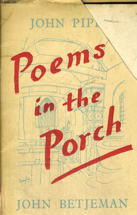 POEMS IN THE PORCH