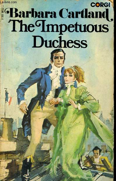 THE IMPETUOUS DUCHESS