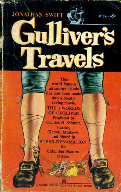gulliver travels essay Gulliver's travels: a journey of self-discovery essay themes in gulliver's travels is the journey of self-discovery gulliver starts out his expedition as an ambitious, practical, and optimistic character who appreciates mankind however, by the end of the voyage he develops an overt hatred towards humanity.