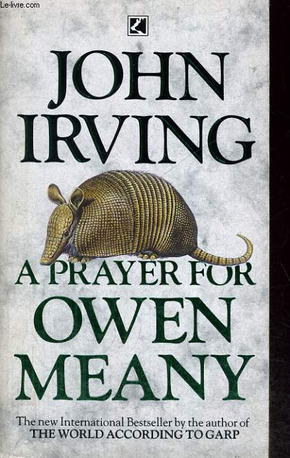 a prayer for owen meany theme essay