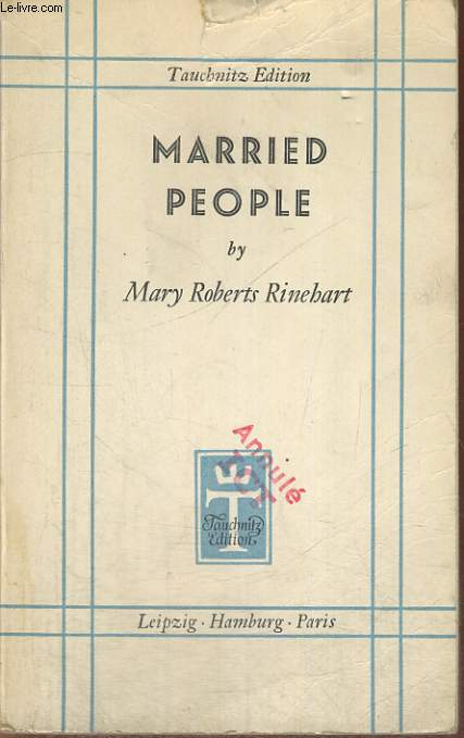 MARRIED PEOPLE
