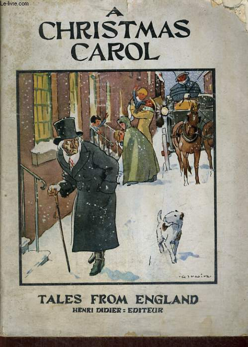 A CHRISTMAS CAROL. ABRIDGED AND SIMPLIFIED BY RONALD WINDROSS
