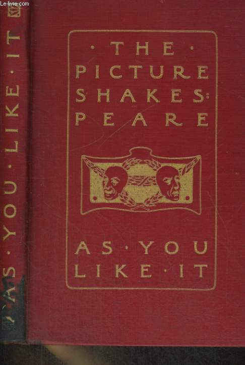 THE PICTURE SHAKESPEARE. AS YOU LIKE IT.