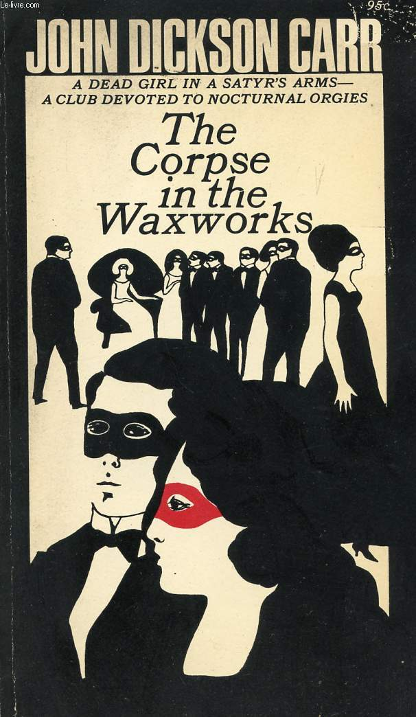 THE CORPSE IN THE WAXWORKS