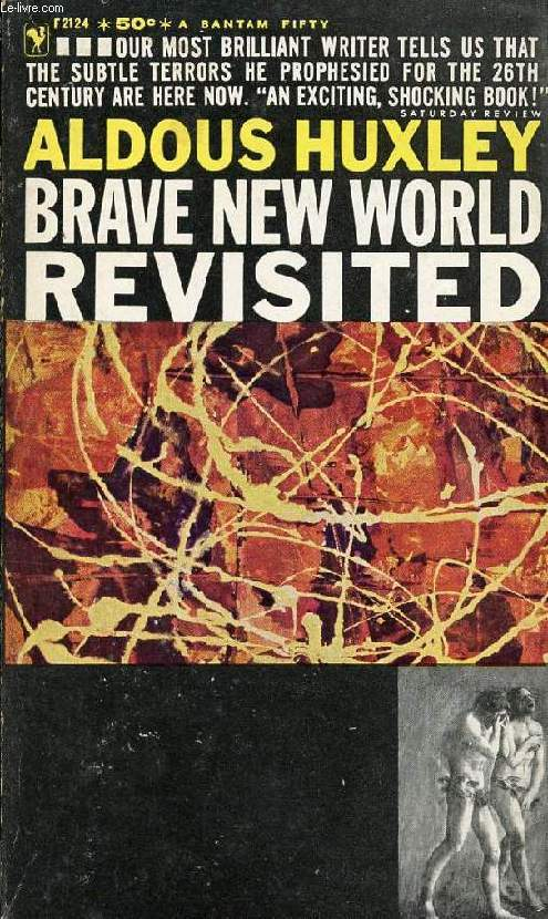 a brave new world essay