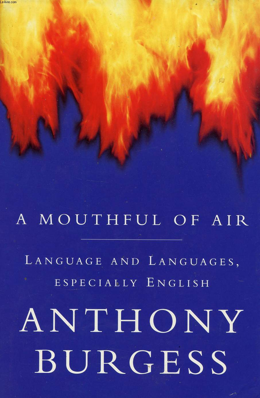 A MOUTHFUL OF AIR, LANGUAGE AND LANGUAGES, ESPECIALLY ENGLISH