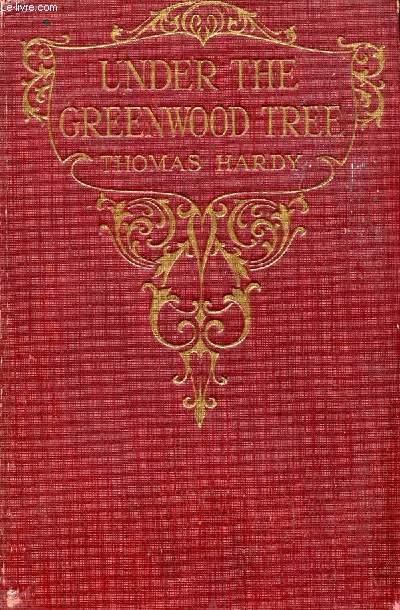 UNDER THE GREENWOOD TREE