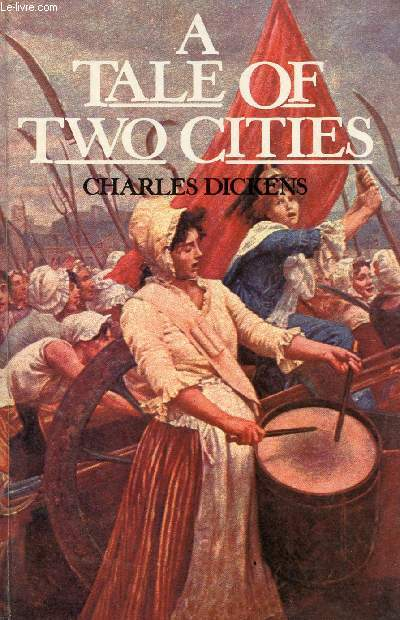 an analysis of the theme of resurrection in charles dickens a tale of two cities