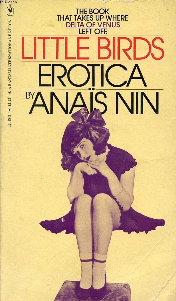 LITTLE BIRDS, EROTICA