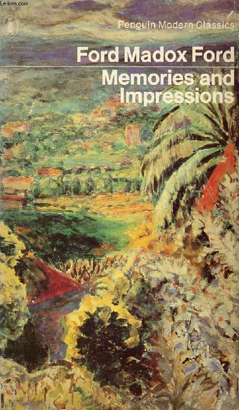MEMORIES AND IMPRESSIONS