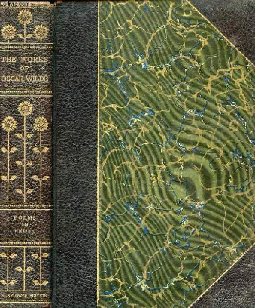 THE WORKS OF OSCAR WILDE, POEMS IN PROSE