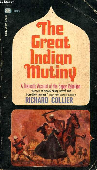 THE GREAT INDIAN MUTINY