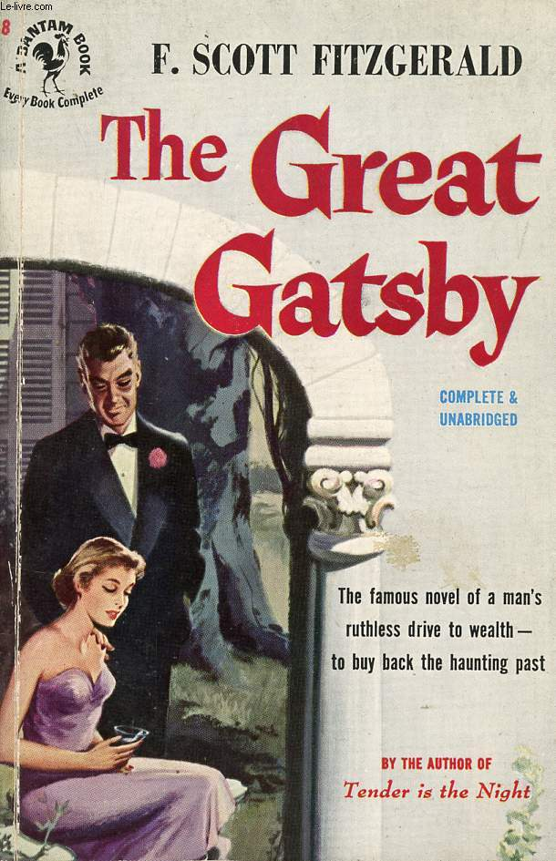 the effects of power in the great gatsby a novel by f scott fitzgerald