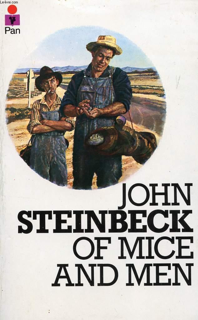 john steinbecks of mice and men essay