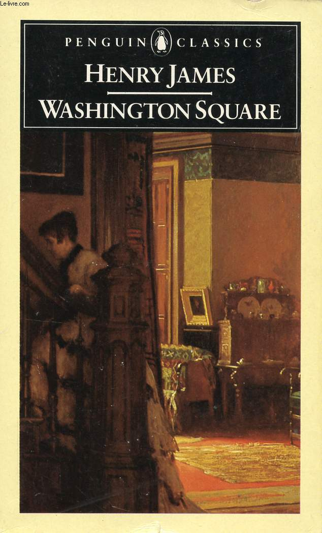 washington square henry james essays An analysis of washington square by henry james pages 3 more essays like this: henry james, washington square, love and loyalty, catherine sloper.