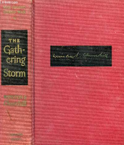 THE GATHERING STORM (THE SECOND WORLD WAR, I)