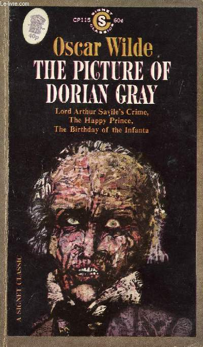THE PICTURE OF DORIAN GRAY AND SELECTED STORIES