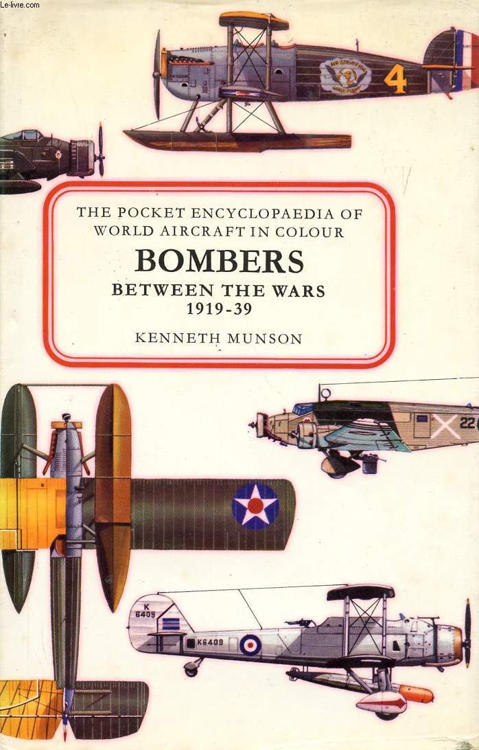 BOMBERS BETWEEN THE WARS, 1919-39, INCLUDING PATROL AND TRANSPORT AIRCRAFT