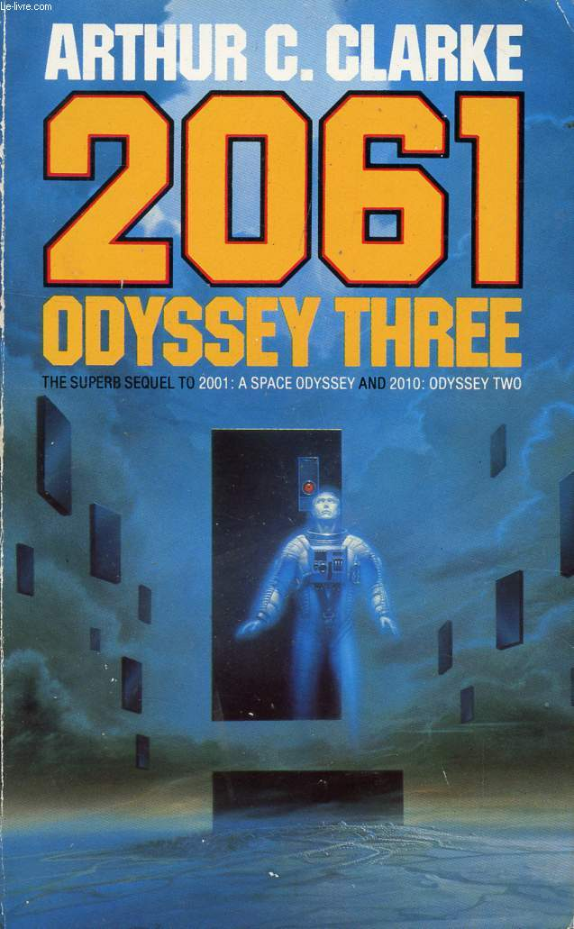2061, ODYSSEY THREE