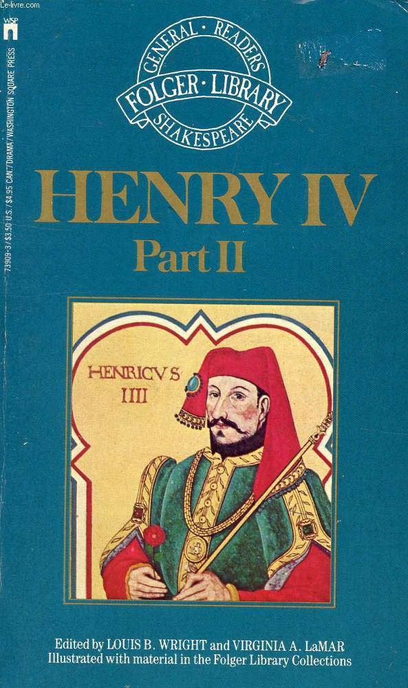 THE HISTORY OF HENRY THE FOURTH (PART 2)