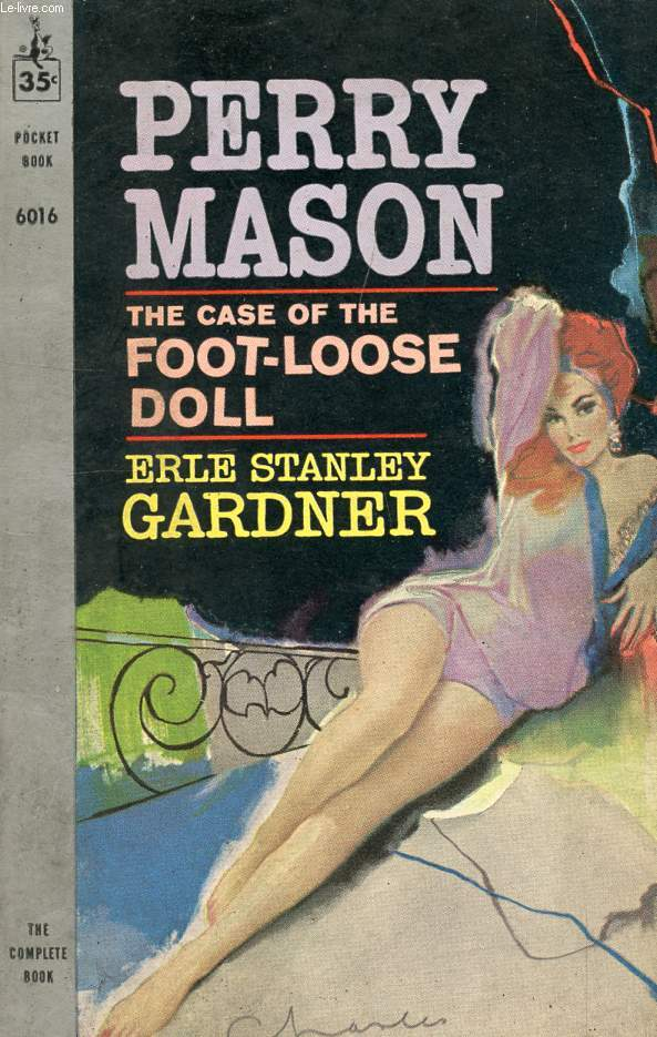 THE CASE OF THE FOOT-LOOSE DOLL