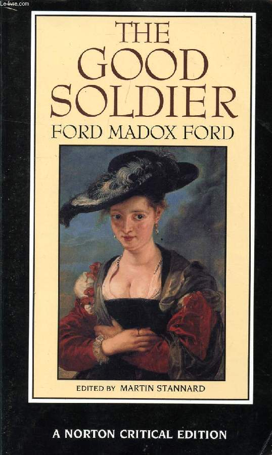 a critical analysis of the literary techniques used in the good soldier by madox ford Ford madox ford (born ford hermann the good soldier is frequently included among the great literature of the 20th century the critical attitude, as ford.