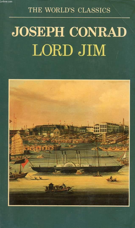 LORD JIM, A Tale