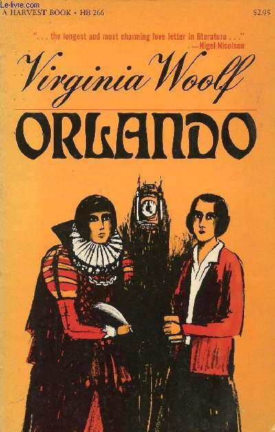 ORLANDO, A BIOGRAPHY