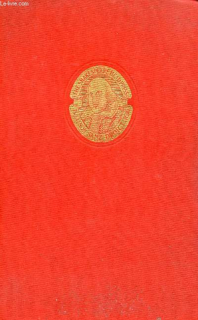 THE WORKS OF WILLIAM SHAKESPEARE, GATHERED IN ONE VOLUME