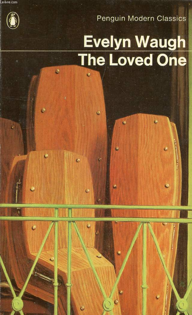 THE LOVED ONE, AN ANGLO-AMERICAN TRAGEDY
