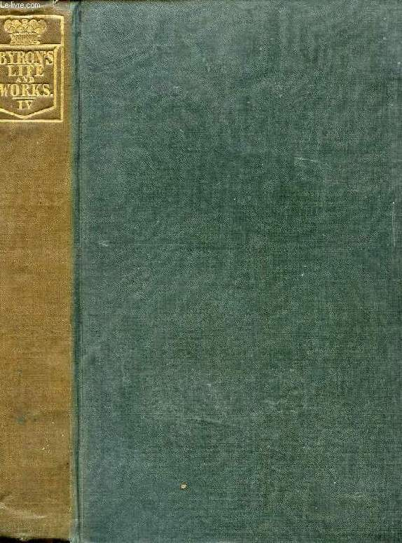 THE WORKS OF LORD BYRON, VOL. VI