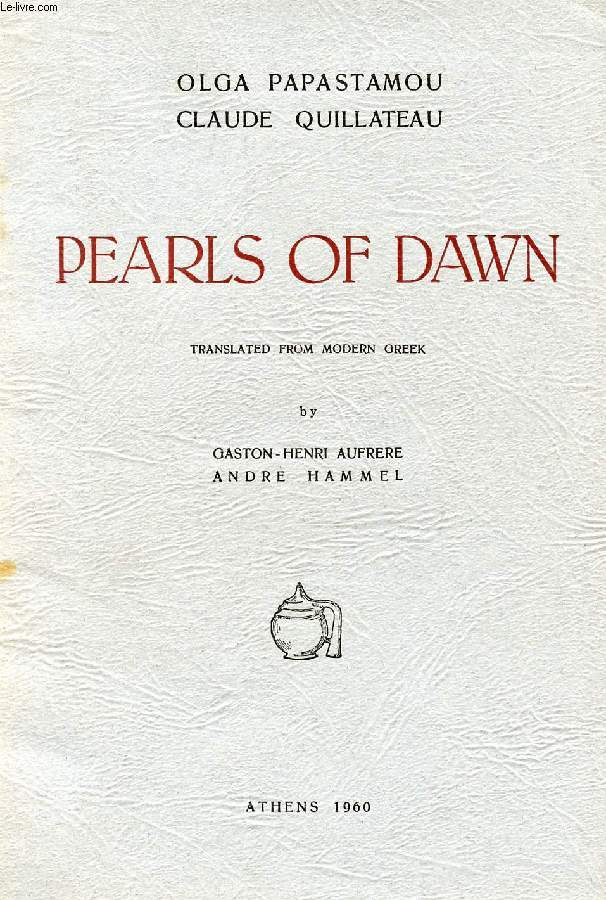 PEARLS OF DAWN