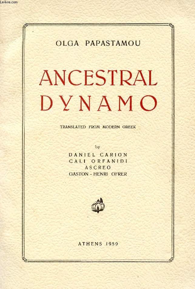 ANCESTRAL DYNAMO