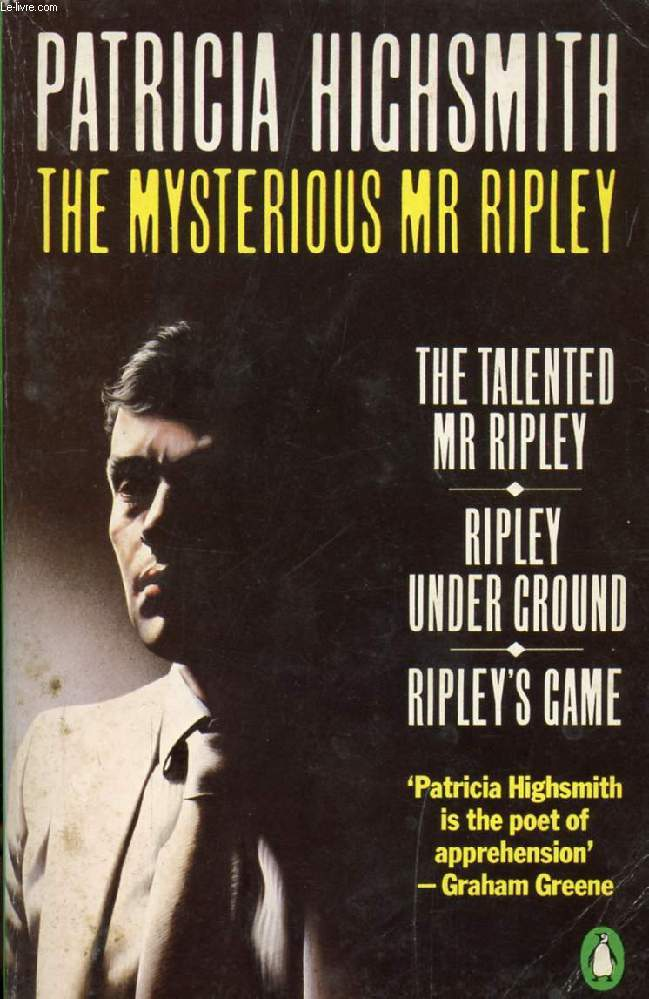 THE MYSTERIOUS Mr RIPLEY