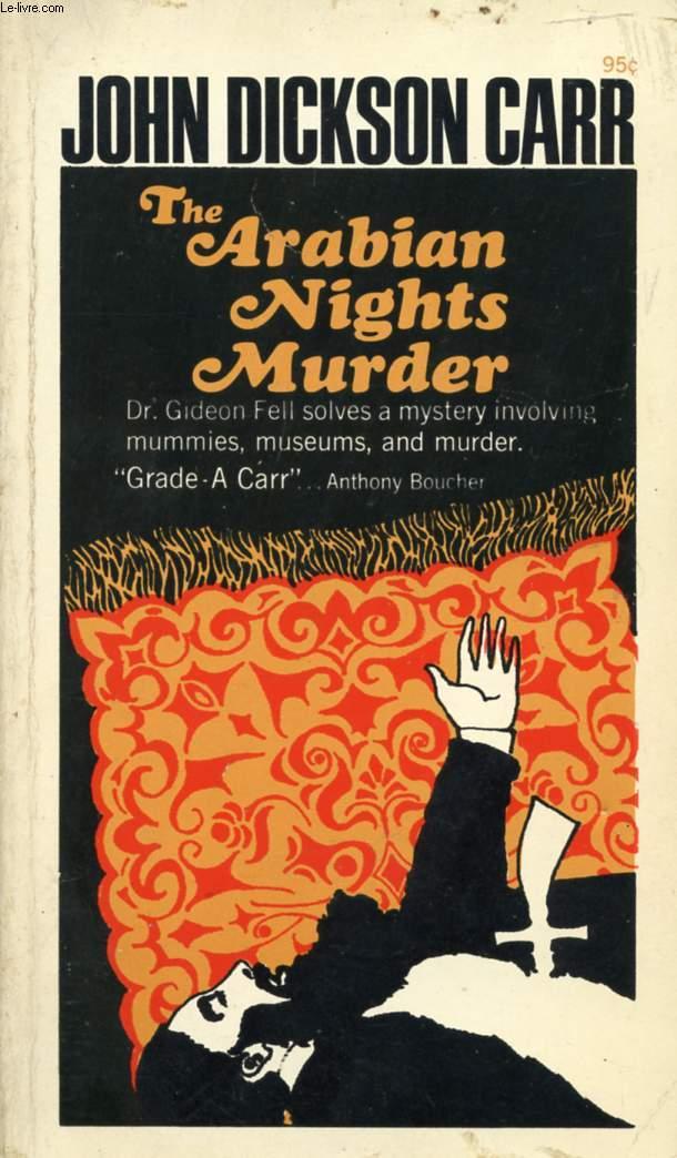 THE ARABIAN NIGHTS MURDER
