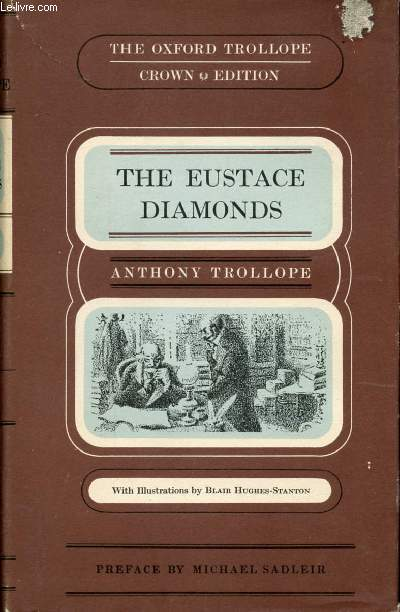 THE EUSTACE DIAMONDS, VOLUME II