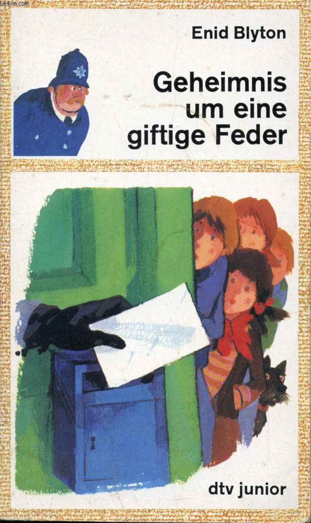 GEHEIMNIS UM EINE GIFTIGE FEDER