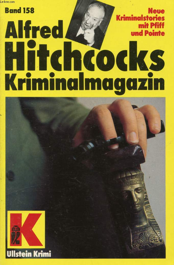 ALFRED HITCHCOCKS KRIMINALMAGAZIN, BAND 158