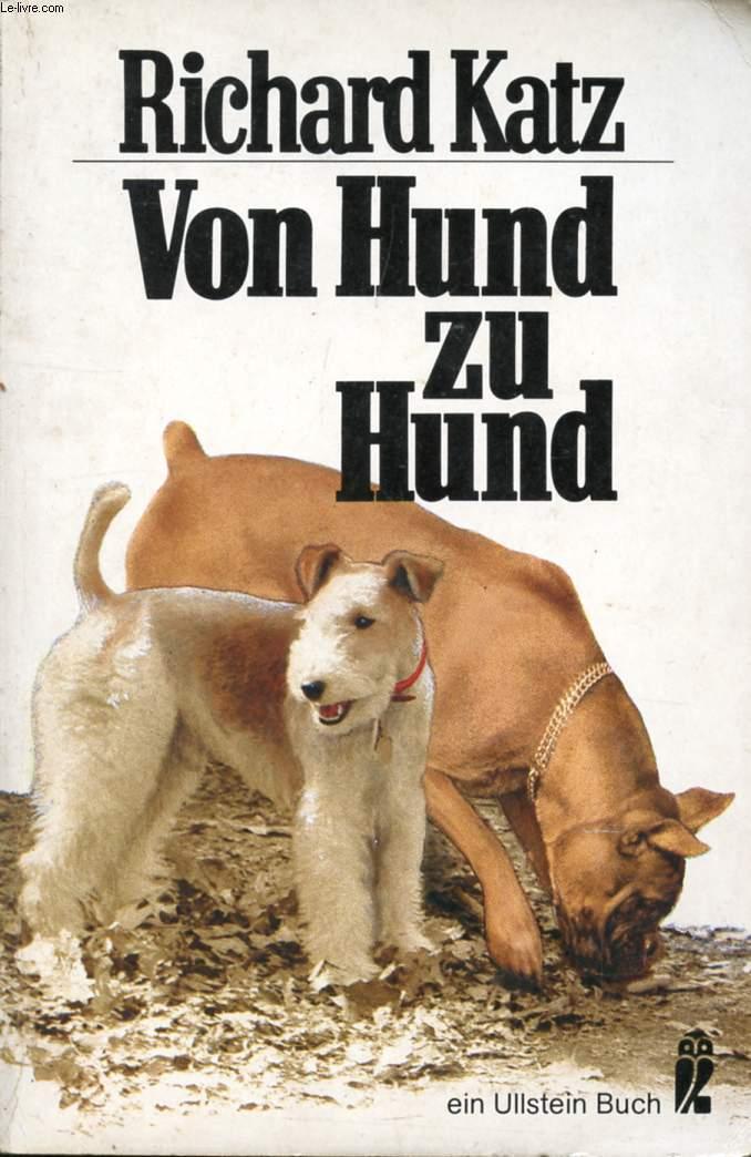 VON HUND ZU HUND