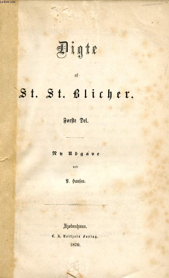 steen steensen blicher 1829