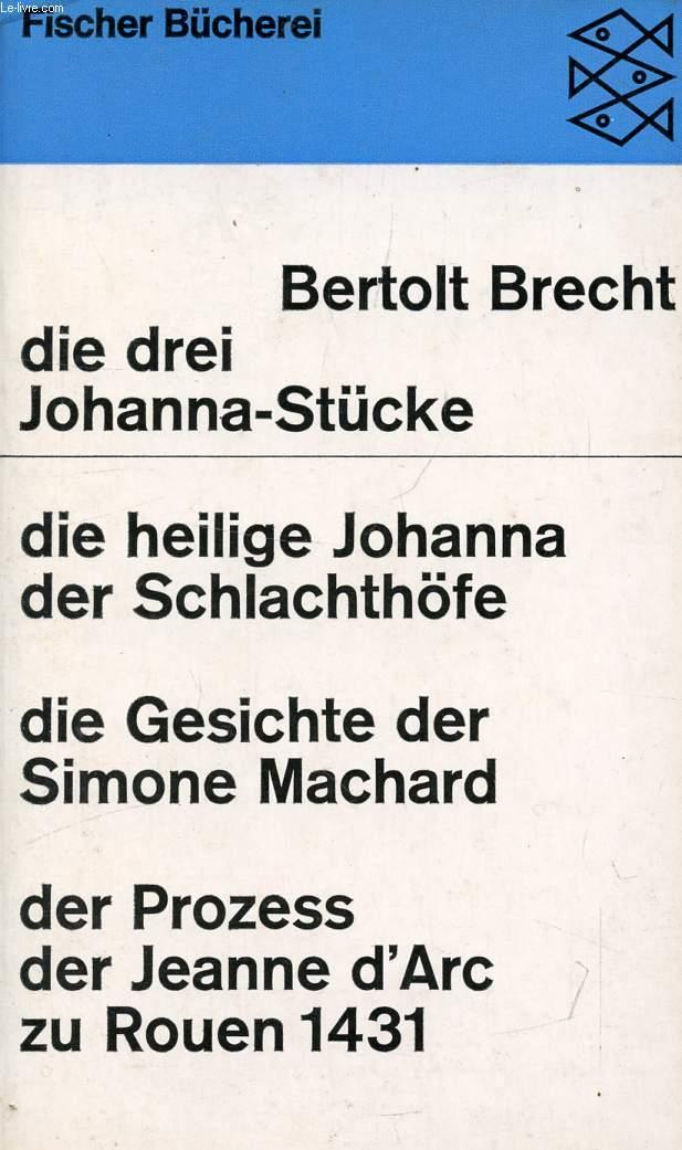 DIE DREI JOHANNA-STÜCKE