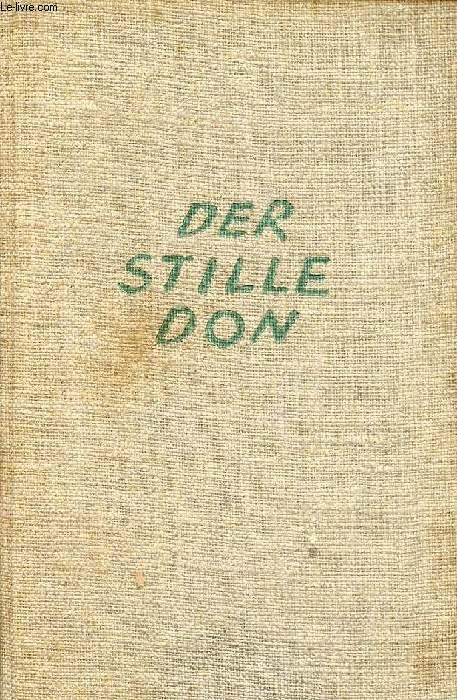 DER STILLE DON (ERSTER BAND)