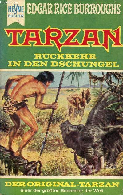 TARZANS RÜCKKEHR IN DEN DSCHUNGEL